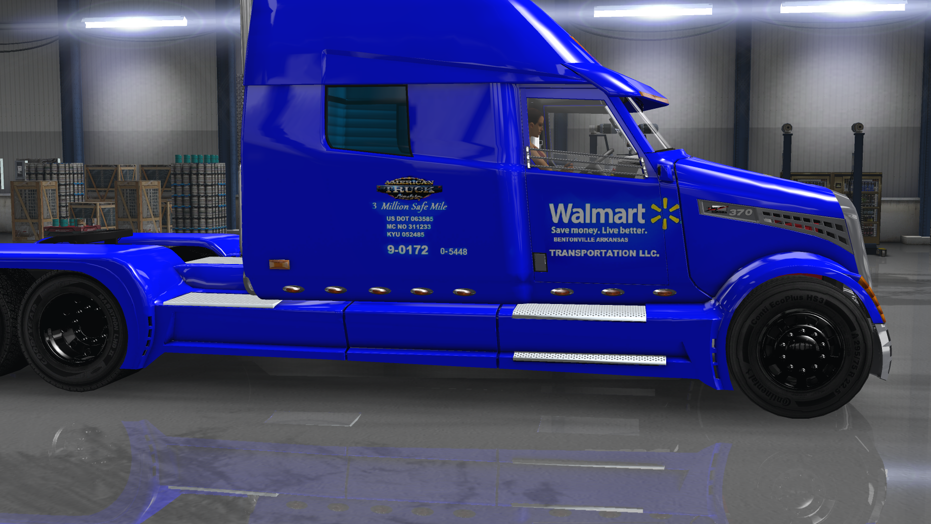 walmart 3 m s m concept 2020 ats mods american truck simulator mods. Black Bedroom Furniture Sets. Home Design Ideas