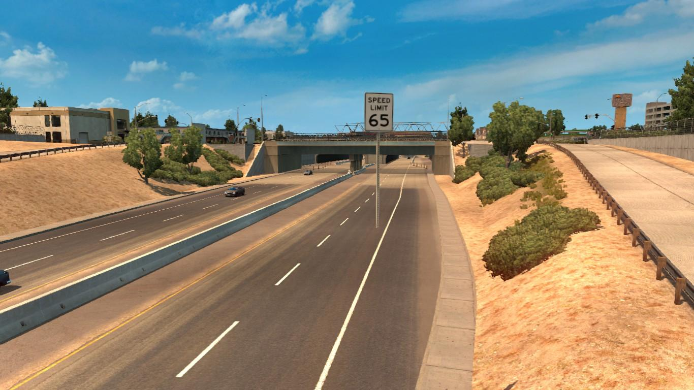 Speed Limit Fixes American Truck Simulator Mods ATS Mods - Us highway speed limits map