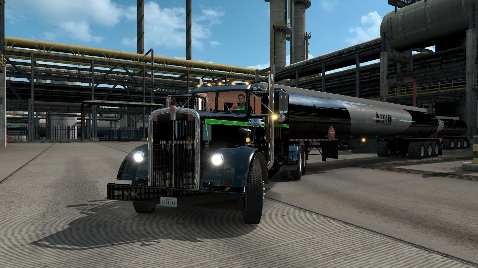 Ats kenworth 521 15x 1521s o ats mods american for Best free ats