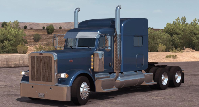 1999 Peterbilt 379 Grill V1 0 1 37 X Ats Mods American Truck Simulator Mods Atsmod Net