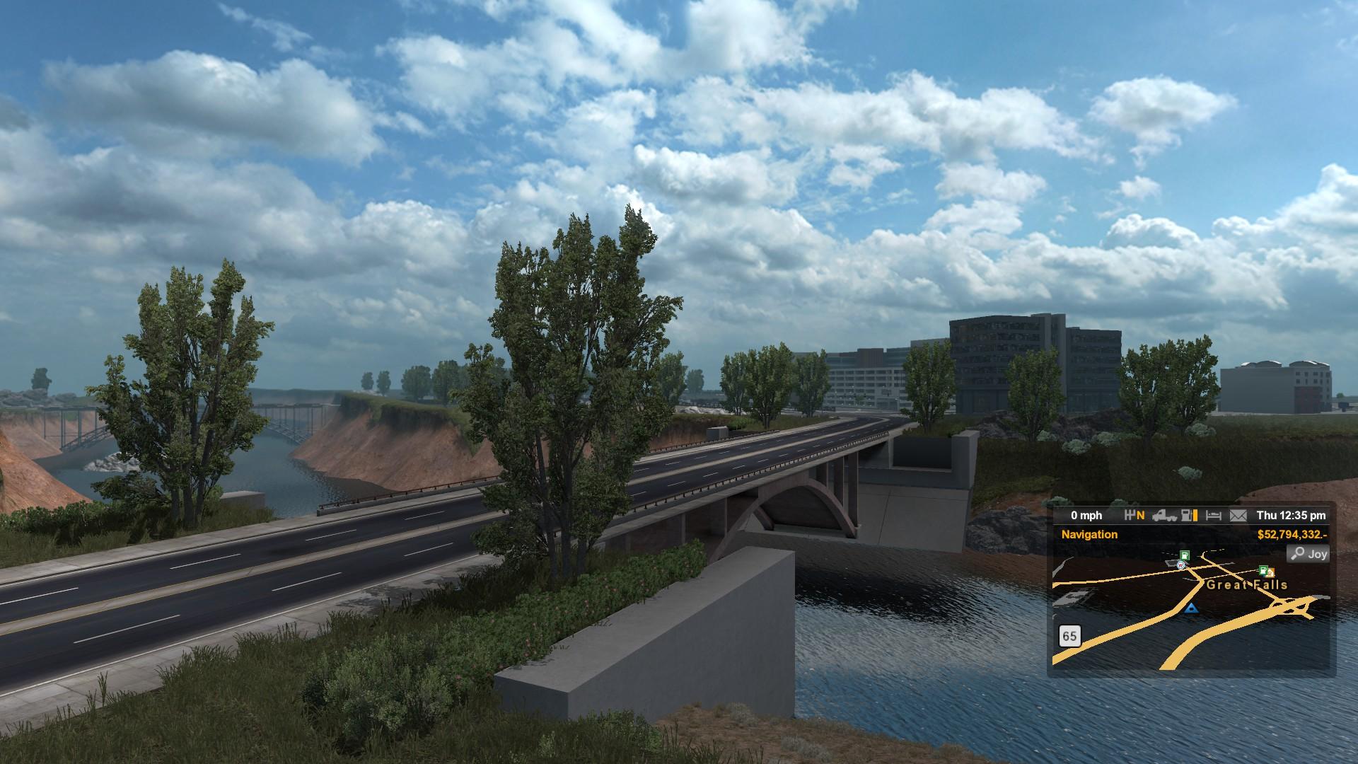 Montana Expansion • ATS mods | American truck simulator mods ...