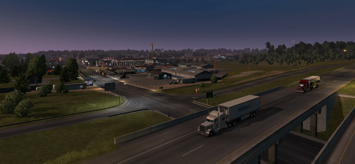 Coast to Coast Map v2 5 (DLC NM required!) [1 31 x] • ATS