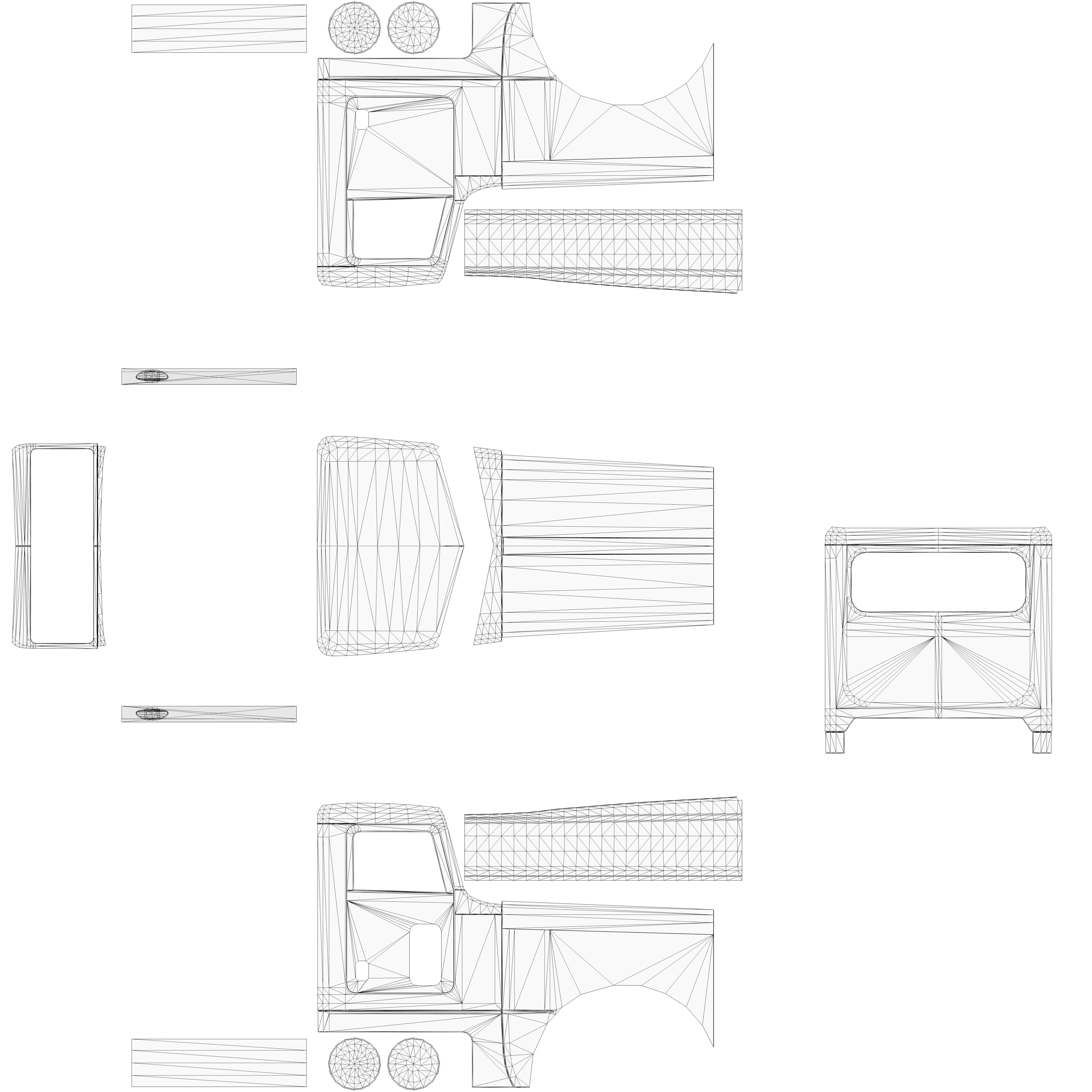 scs peterbilt 389 all cabins template by khal lemar ats mods