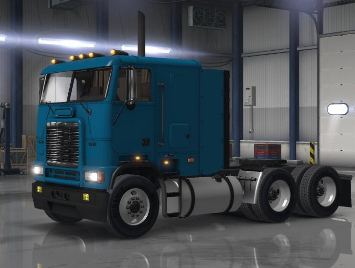 Truck Pack v1 5 • ATS mods   American truck simulator mods