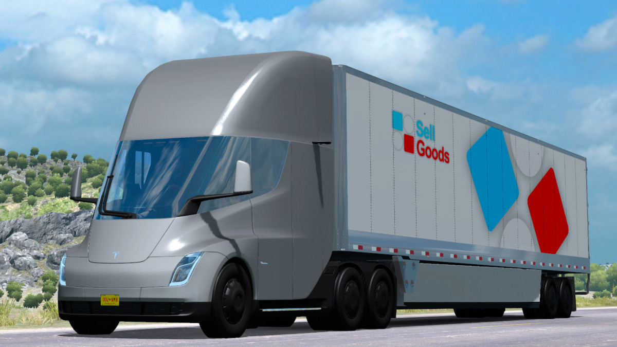 ats tesla semi truck with trailer 2019 1 31 x u2022 ats mods rh atsmod net