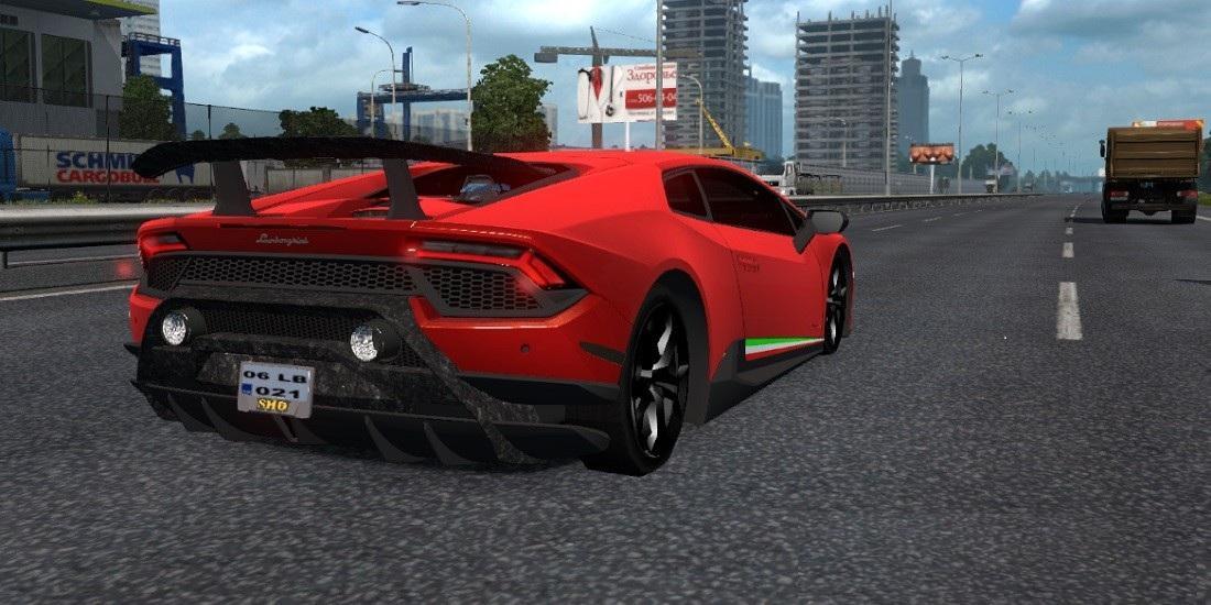 LAMBORGHINI HURACAN SPORTS CAR V1 0 1 32 X • ATS mods