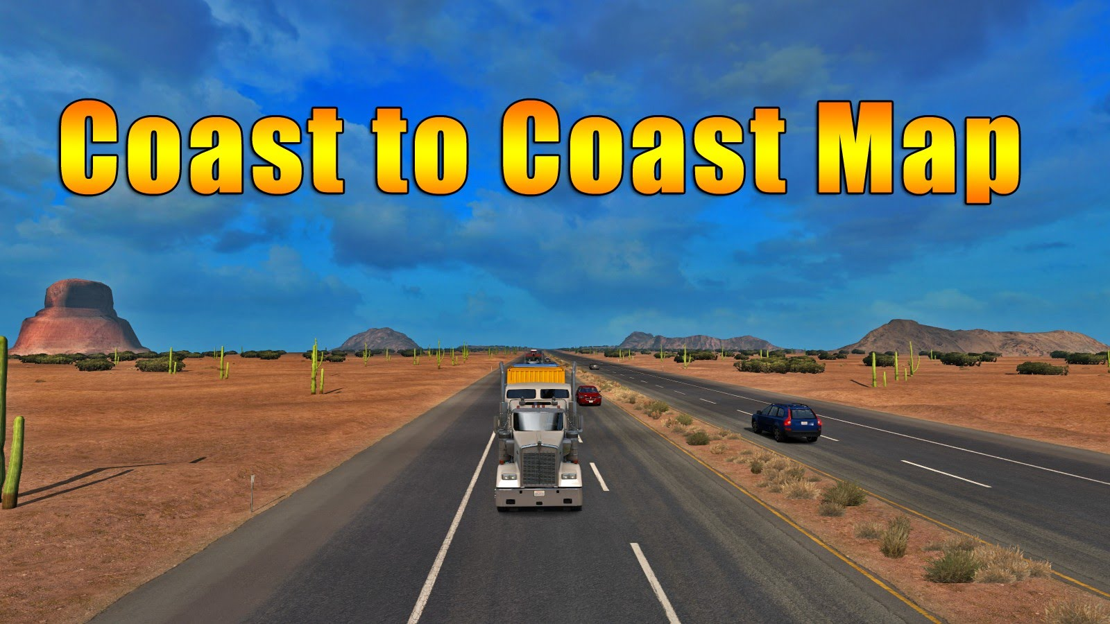 C2C MAP v2 3 3 (DLC Version) [1 29 x] • ATS mods | American