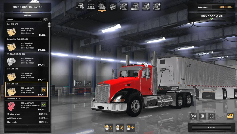 PETERBILT 386 1 33 X • ATS mods | American truck simulator