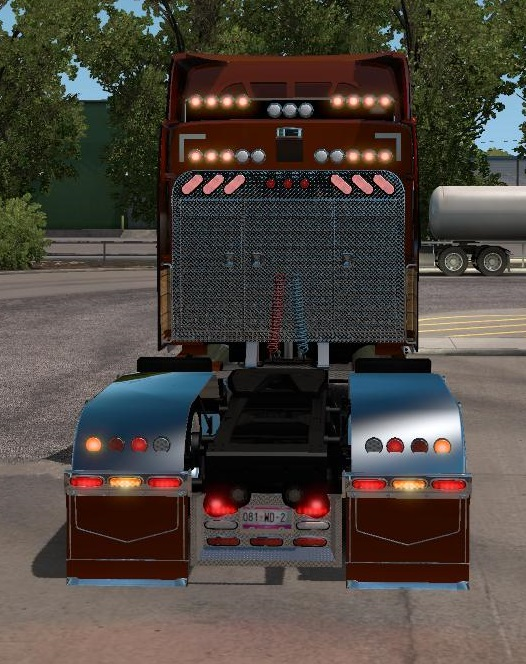 PETERBILT 579 CUSTOM 1 34 X • ATS mods | American truck