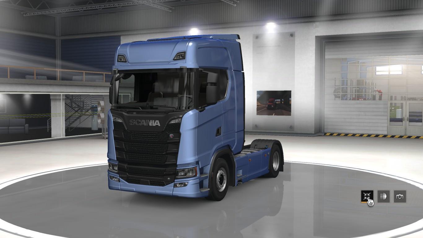 Scania Trucks Mod v1 8 [by Frkn64] 1 32 x • ATS mods