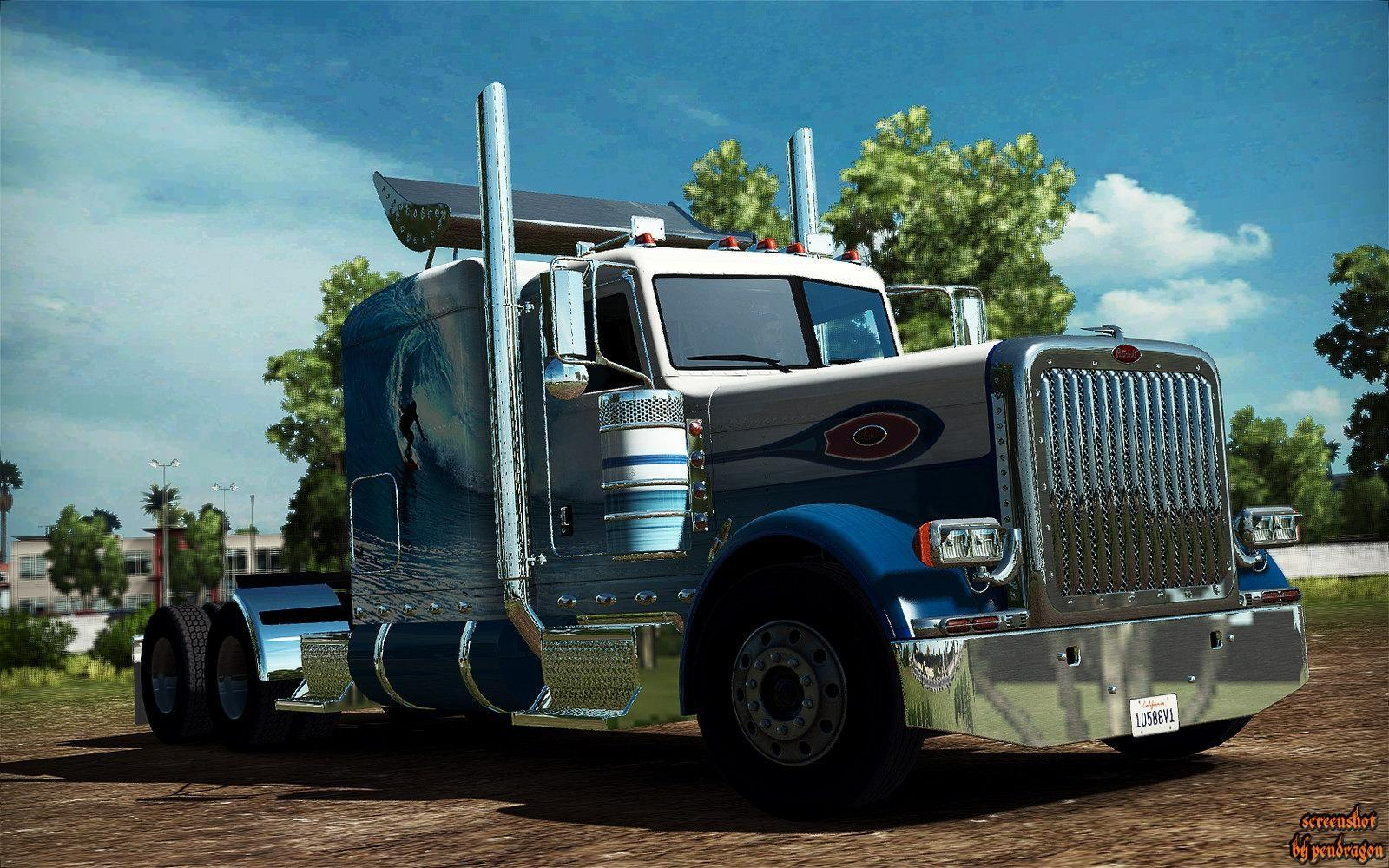 SCS TRUCKS EXTRA PARTS V1 8 1 31 X • ATS mods | American