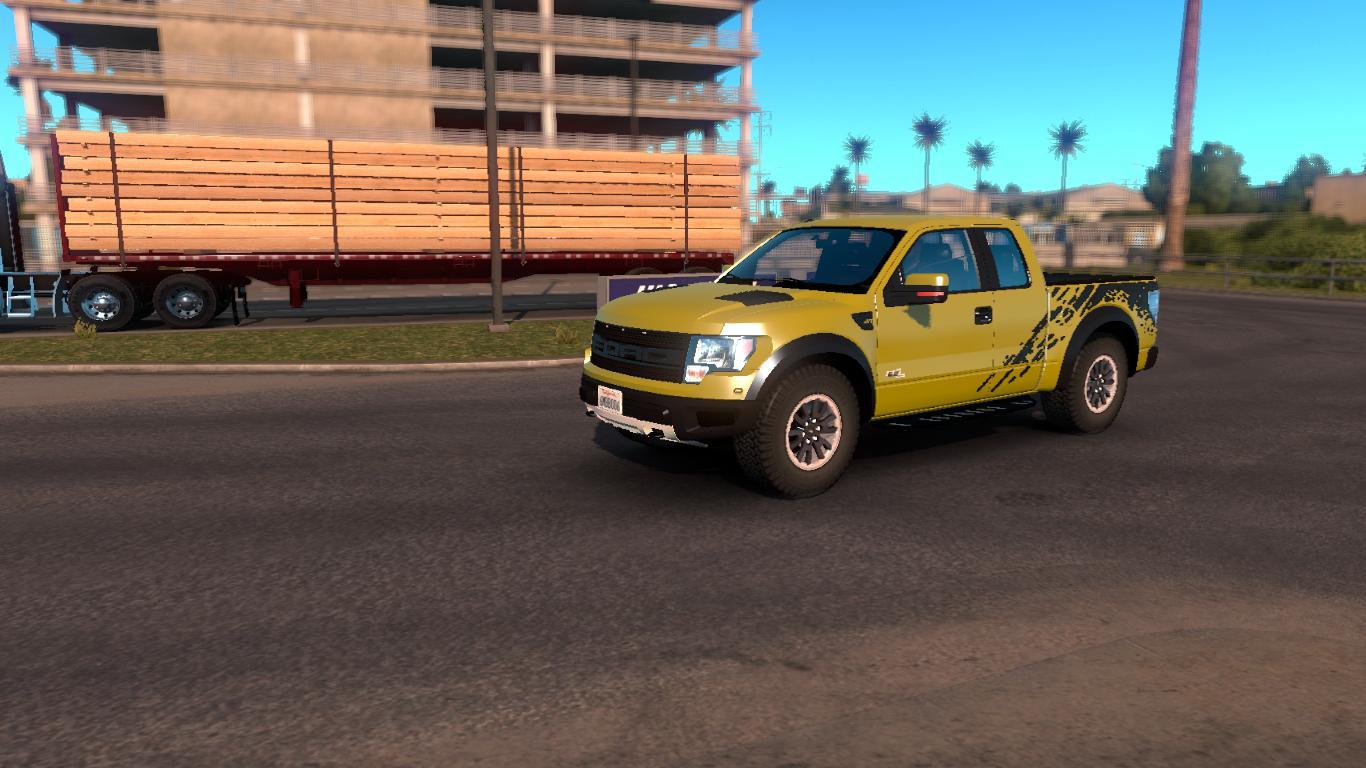 137639337e Ford F150 SVT Raptor 1.6 • ATS mods