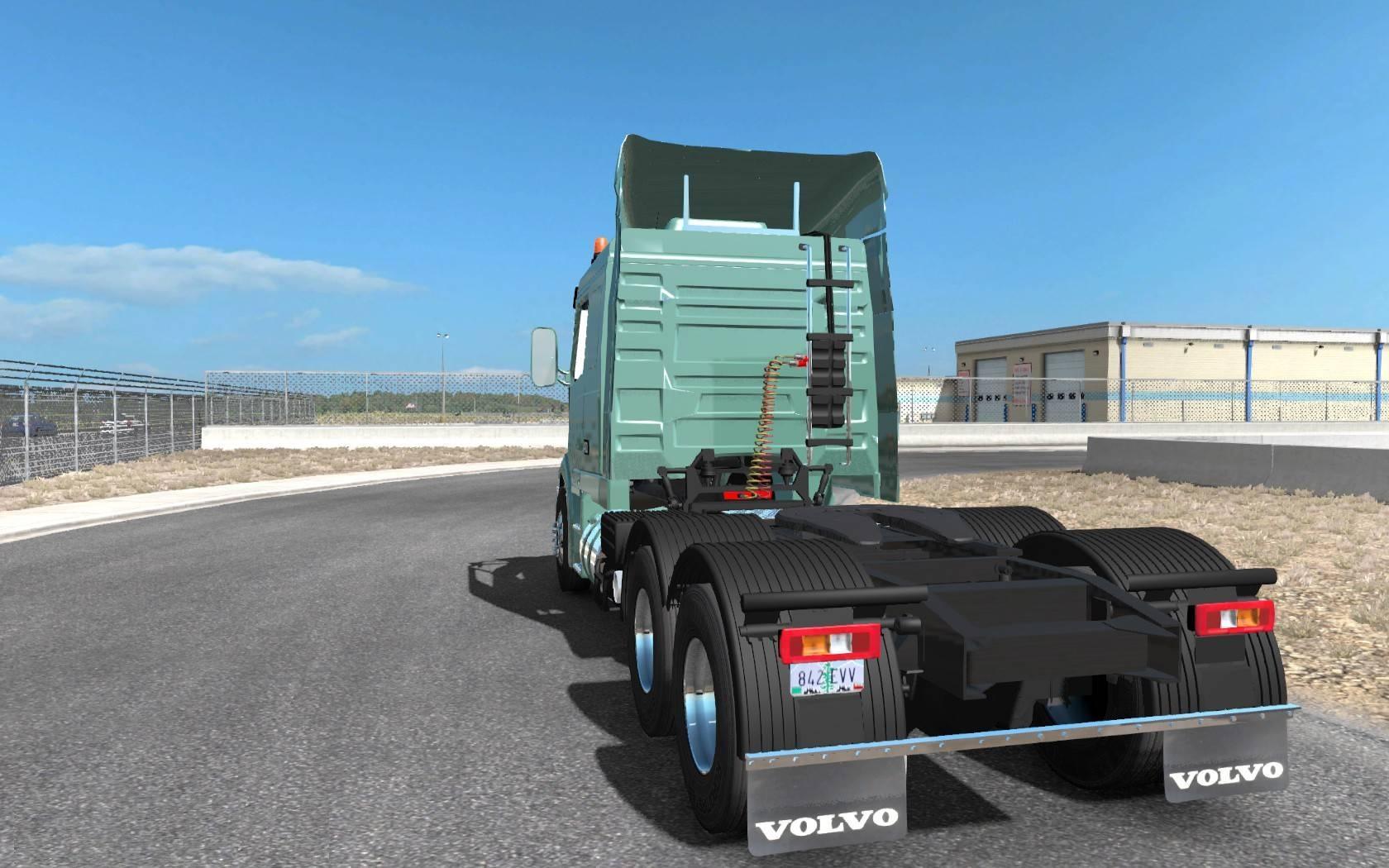 Volvo Dealers Nh >> Ats Volvo Nh12 1 32 X Ats Mods American Truck Simulator
