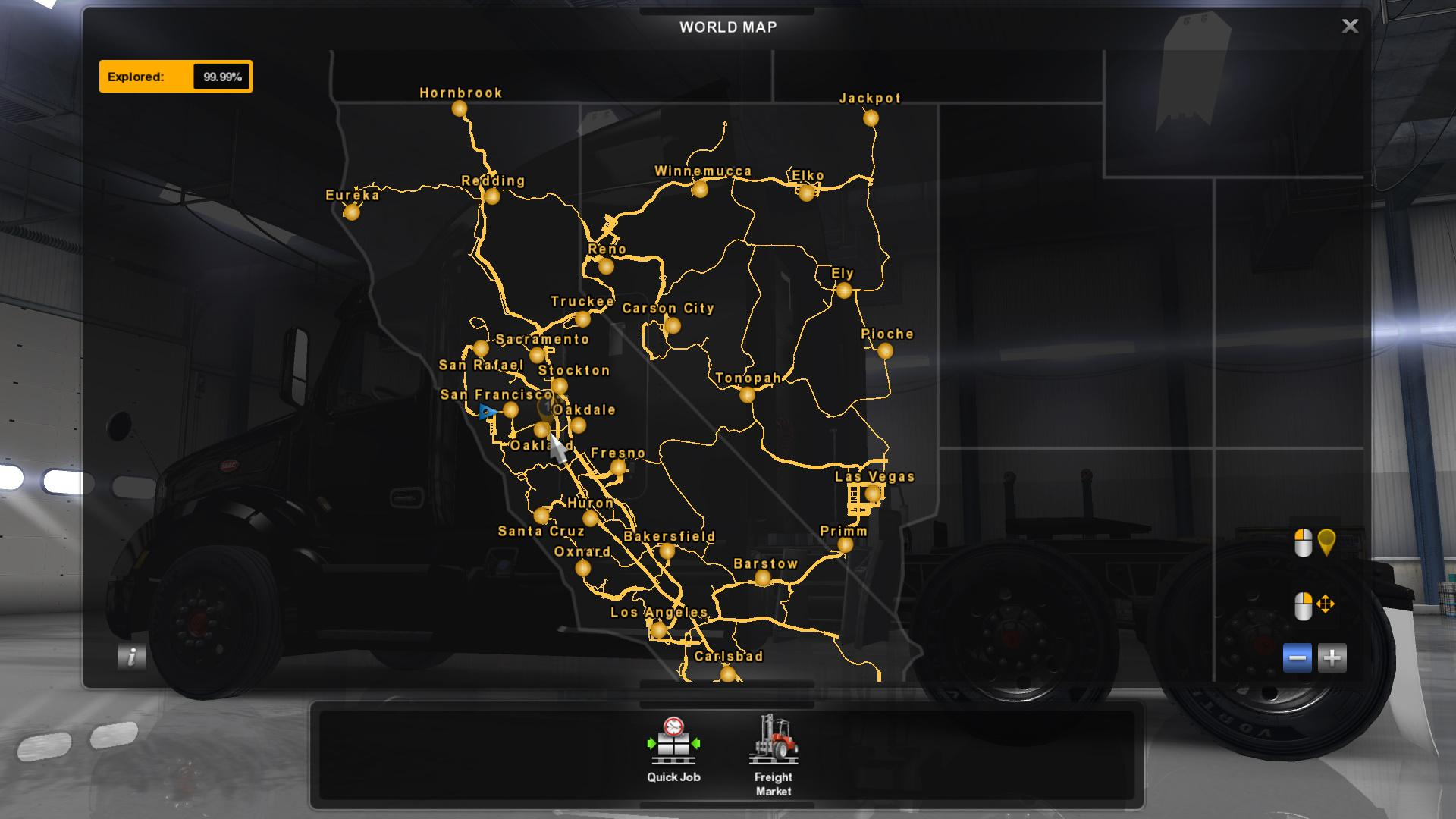 100 Save Game Free Cam Ats Mods American Truck Simulator Mods Atsmod Net