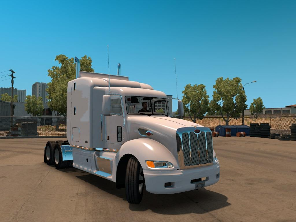 Peterbilt 386 • ATS mods | American truck simulator mods