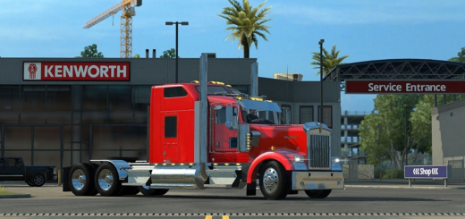 Cummins-N14-for-the-Peterbilt-389