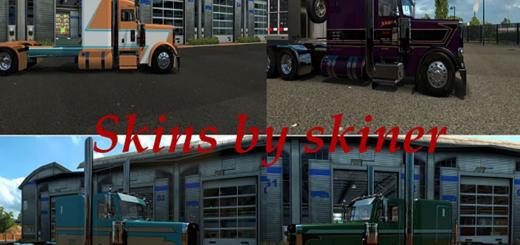 Peterbilt-389-Livestock-Haulers-Skins-Pack