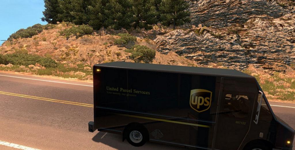 Real-UPS-Van