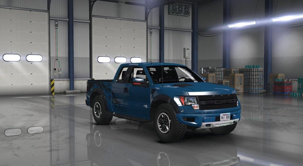 Ford F Svt Raptor  _