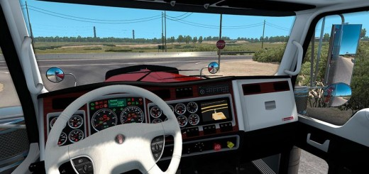 kenworth-900-white-woods-interior_1