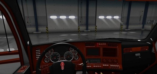 kenworth-t680-black-orange-interior_1