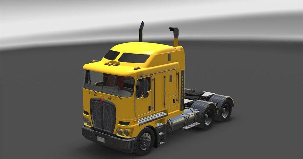Kenworth K200 for ATS • ATS mods | American truck simulator