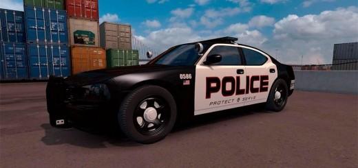 police Archives • ATS mods | American truck simulator mods - ATSmod net