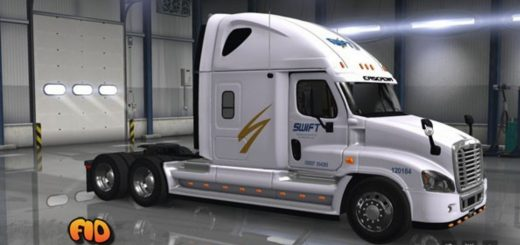 Freightliner-Cascadia-Swift-Transportation-Skin-Mod-2