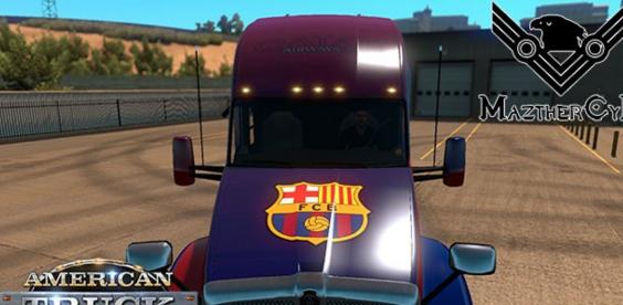 Kenworth-T680-Barcelona-Skin-Truck-1
