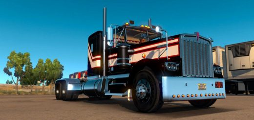 Kenworth-W900A-Sound-Mod-Pack