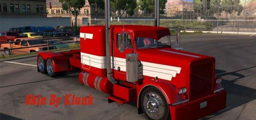 Peterbilt-389-Red_White-Stripes-skin-Mod-1