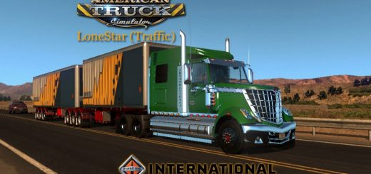 Traffic-Truck-Lonestar-BETA-for-ATS-2