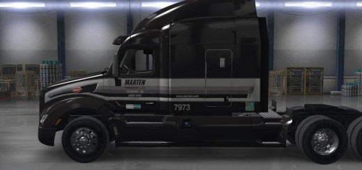 marten-transport-ltd-skin-for-the-ats-peterbilt-579_1