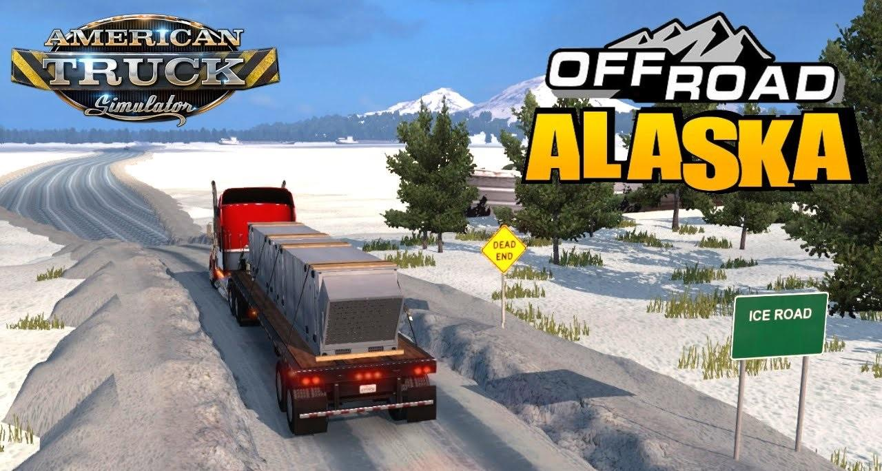 USA Offroad Alaska Map v1 3 • ATS mods | American truck