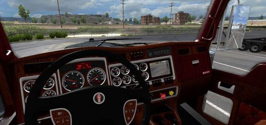 Kenworth-W900-Interior-1-601×376