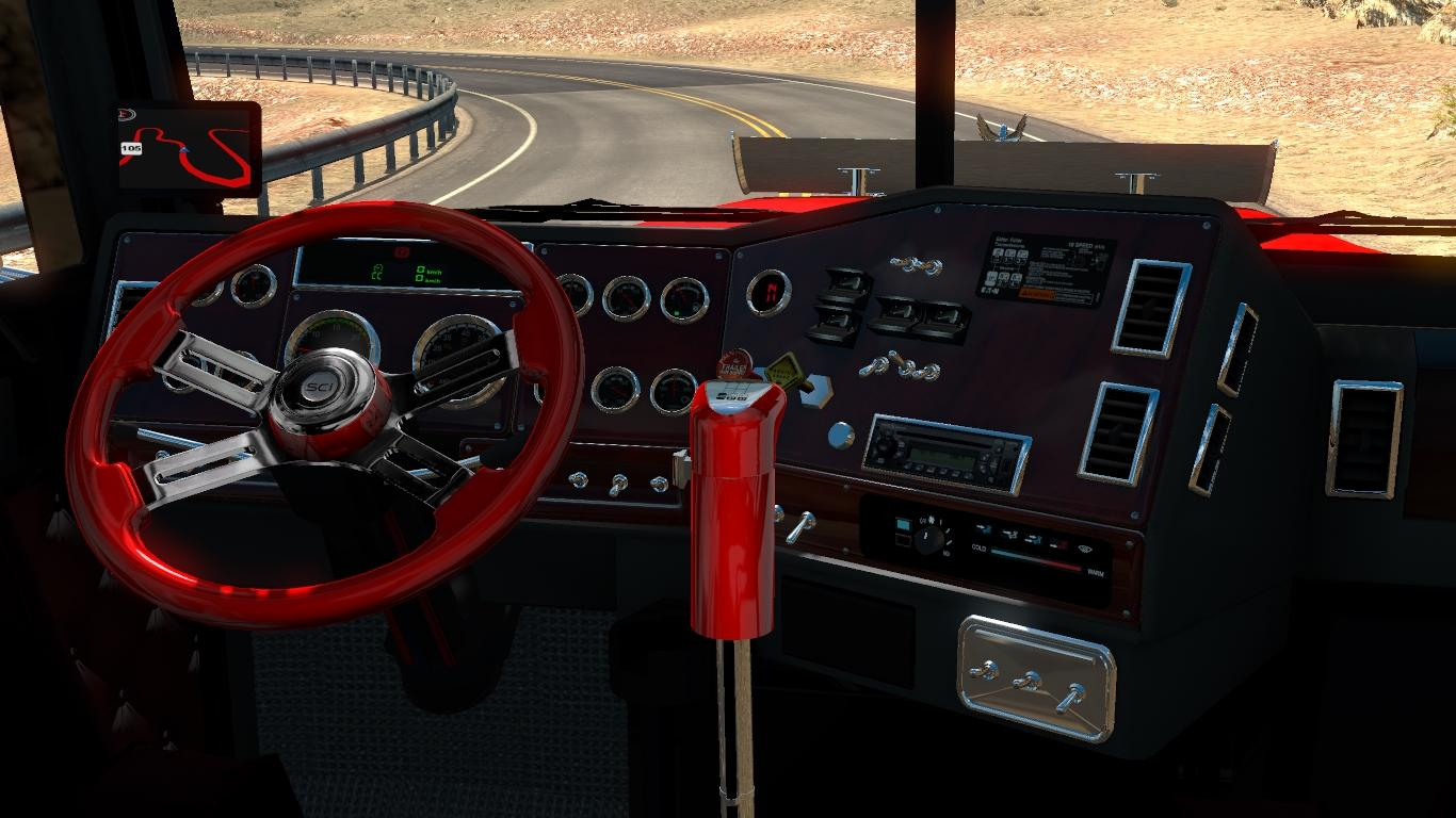 American Truck Simulator Shifter Mod - Best Truck In The World