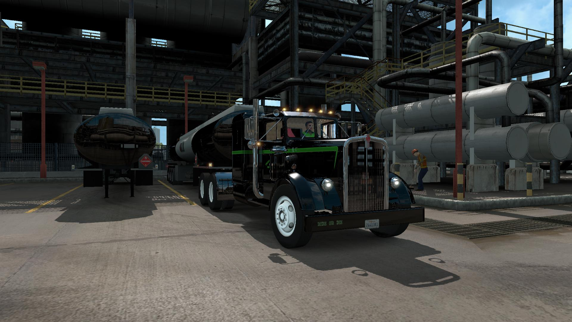 Accessories for american truck simulator
