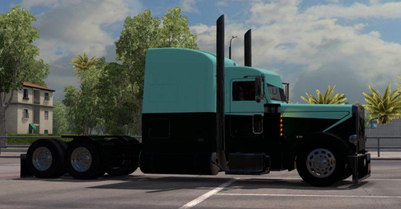 Green-Blue-Peterbilt-skin-Mod-2