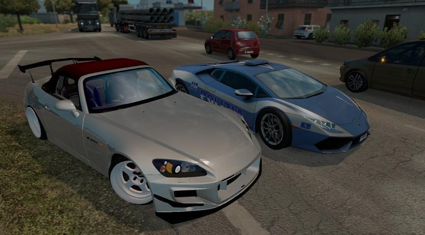 ats honda s2000 1 29 u2022 ats mods american truck simulator mods rh atsmod net