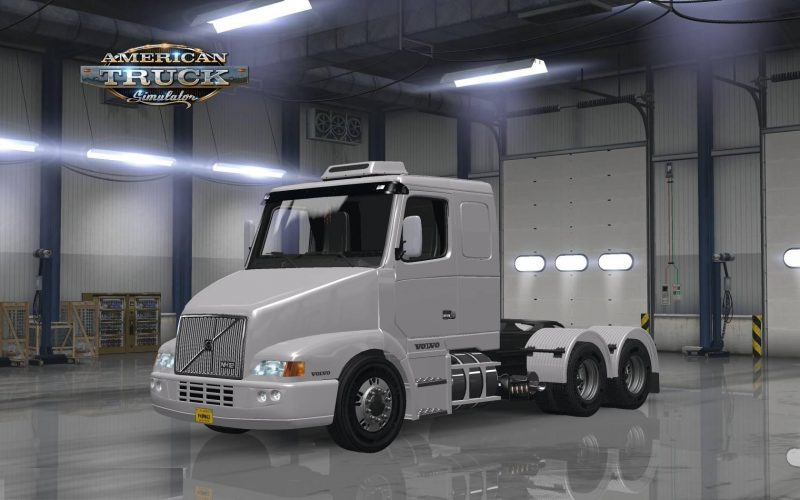 Volvo Dealers Nh >> Volvo Nh12 For Ats V1 0 Ats Mods American Truck