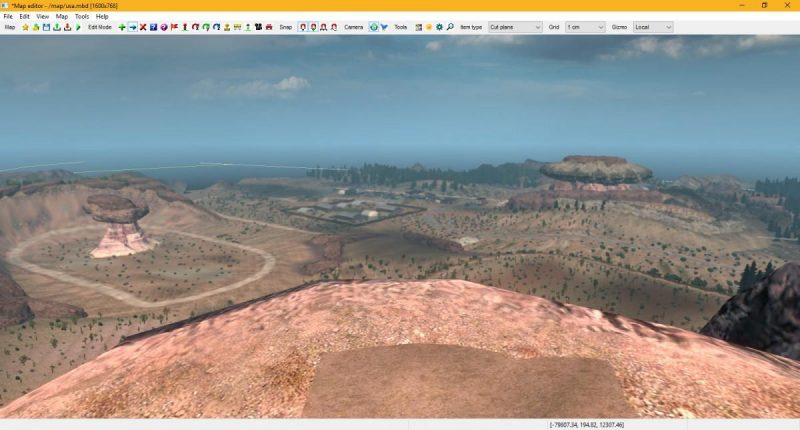 RADIATOR SPRINGS MAP ADD-ON BY ETS2-USER • ATS mods