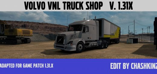 Kenworth K108 • ATS mods | American truck simulator mods