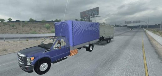 mini-trailer-for-ford-f-450-ats-1-31-x_1