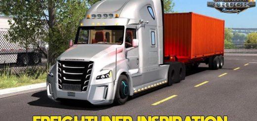 Phantom Truck Update 1 35 by YanRed • ATS mods | American