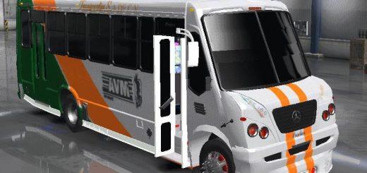 ATS bus mods | American truck simulator bus mods - atsmod net
