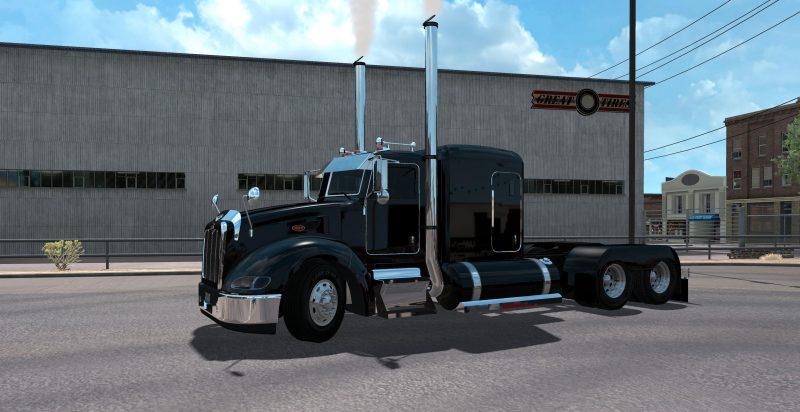 PETERBILT 386 1 35 • ATS mods | American truck simulator