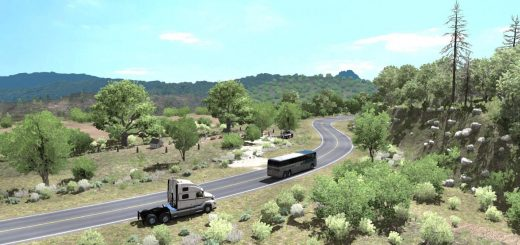 Download mod american truck simulator indonesia | American