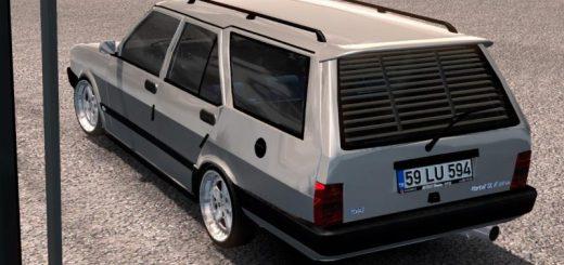 ATS cars mods | American truck simulator cars mods - atsmod net