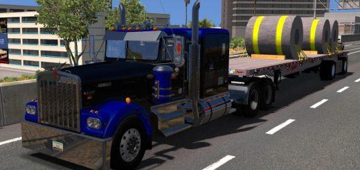 ATS mods | American truck simulator mods - ATSmod net