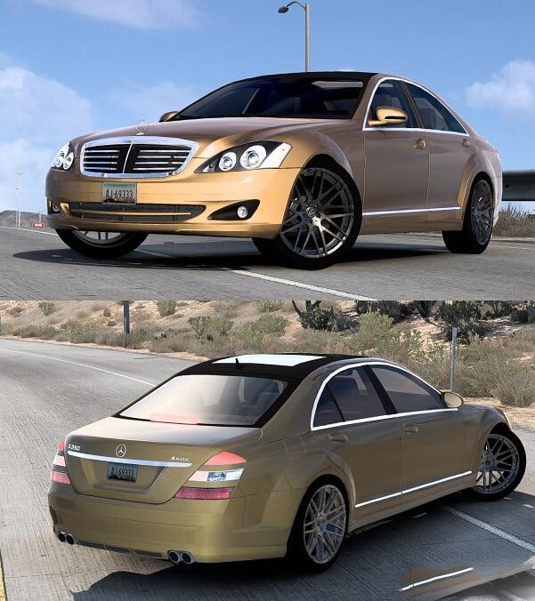 Mercedes-Benz-S350-W221-2009-V6-1-2